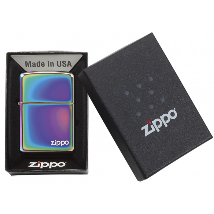 26416 Multi Color Zippo Logo