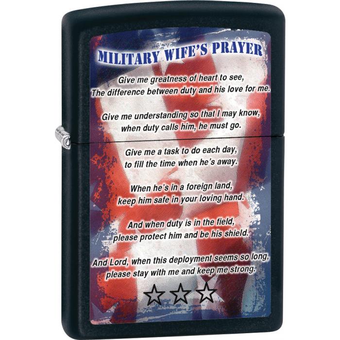 26418 Military Wifes Prayer