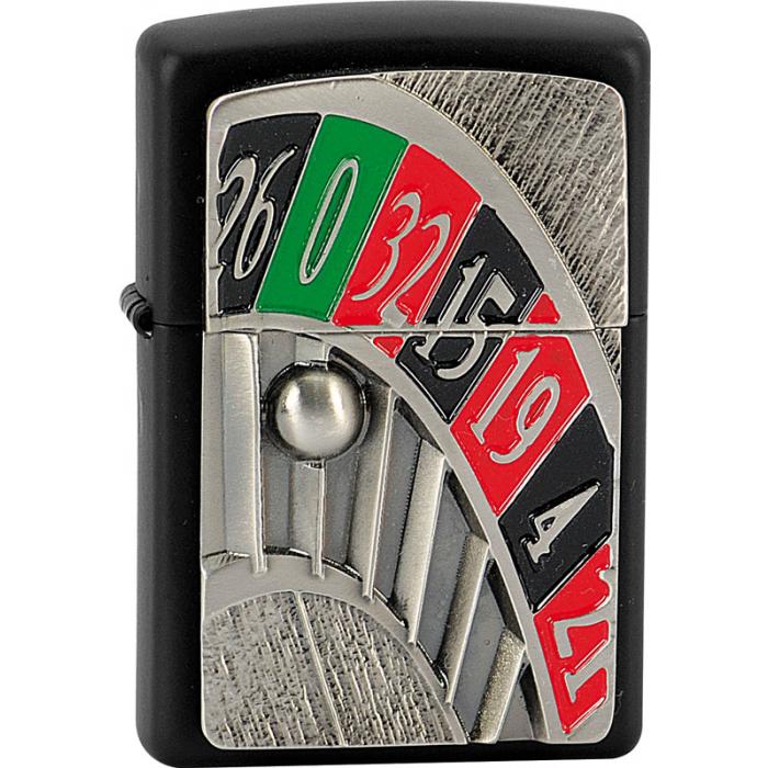 26514 Roulette Emblem