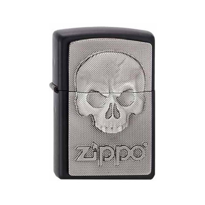 26519 Phantom Zippo Skull