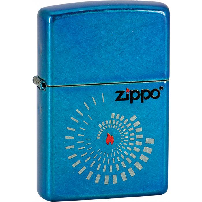 26556 Zippo Blocks Flame