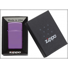 26647 Slim® High Polish Purple
