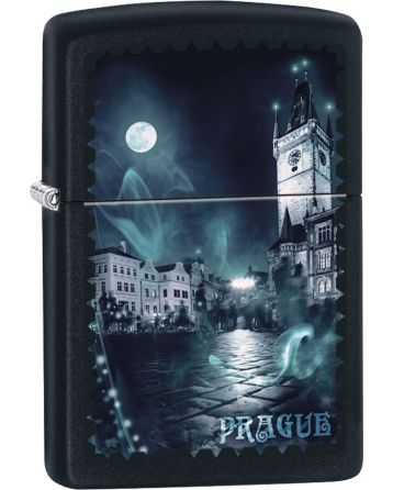 26697 Prague at Night