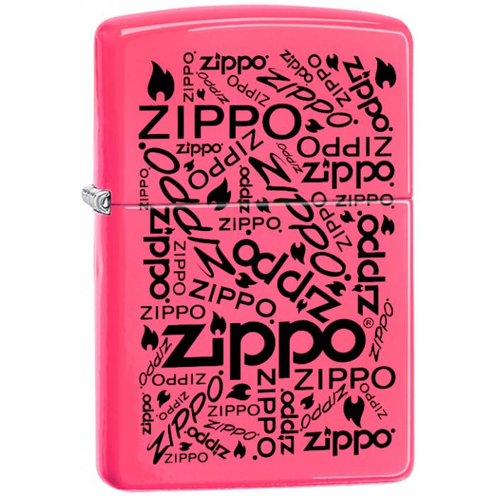 26720 Zippo Logos