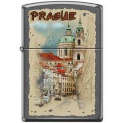 26788 Prague Watercolors