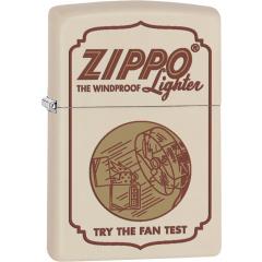 26805 Zippo Fan Test