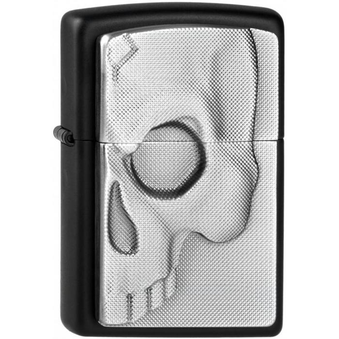 26816 Half Skull Emblem