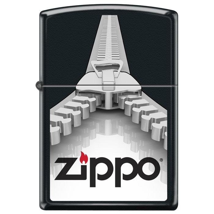 26829 Zippo Unzipped