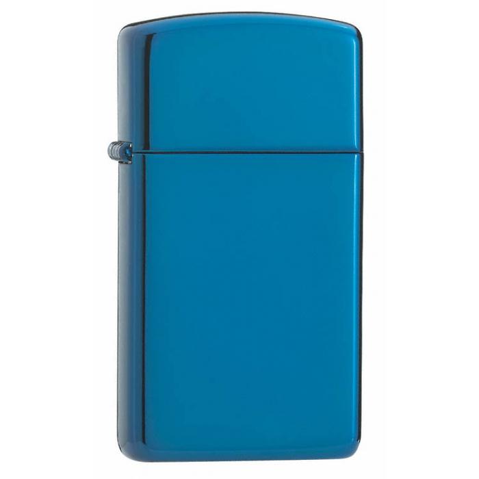 27039 Slim® High Polish Blue
