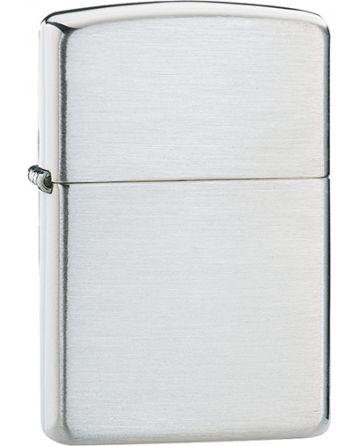 28019 Brushed Sterling Silver