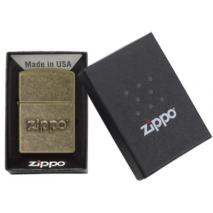 29001 Zippo Antique Stamp