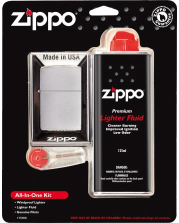 30035 Zippo All in One Kit