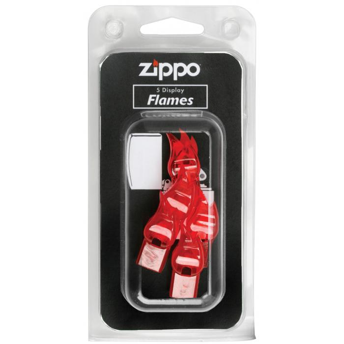 42101 Plastový Zippo plamínek 5ks
