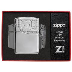 22047 Zippo Zipper Design