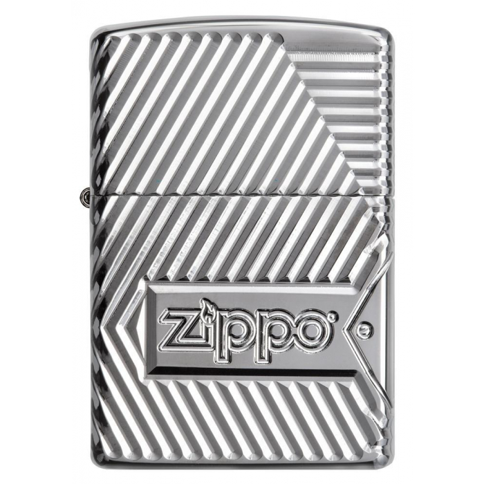 22048 Zippo Bolts Design