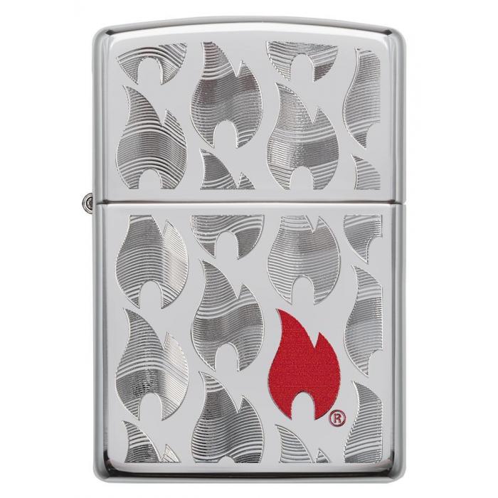 22050 Zippo Flames