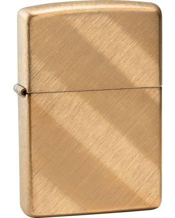 23160 Diagonal Weave Brass