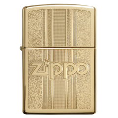 24198 Zippo and Pattern Design
