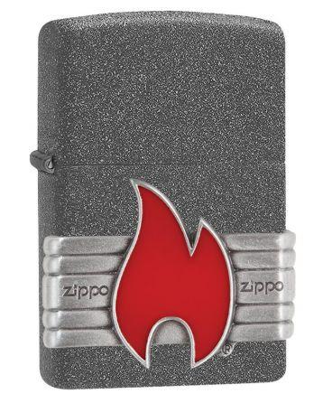 26846 Zippo Red Vintage Wrap