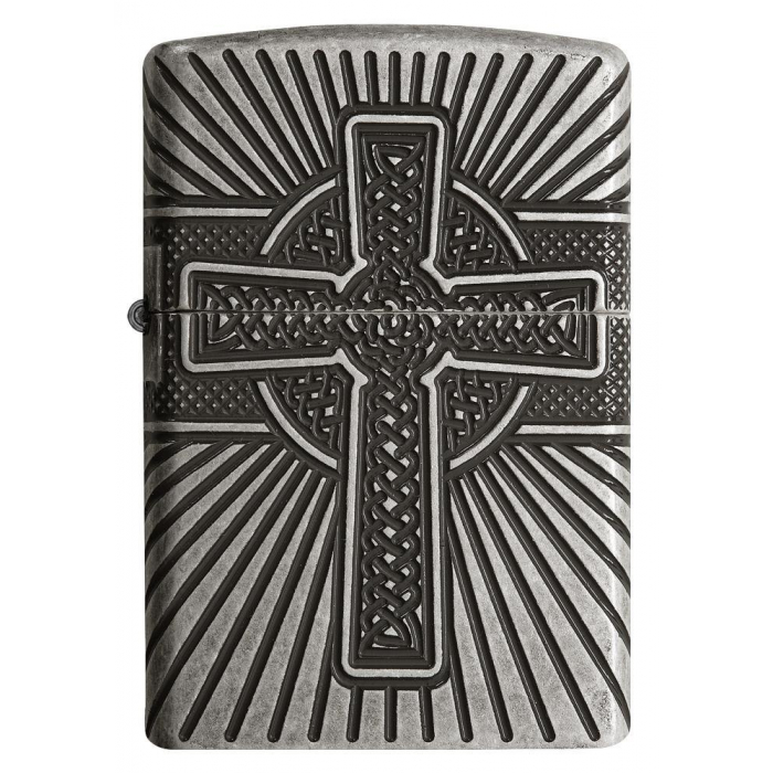 27153 Armor Celtic Cross Design
