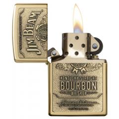 23156 Jim Beam® Brass Emblem