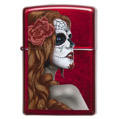 26837 Day of the Dead Girl
