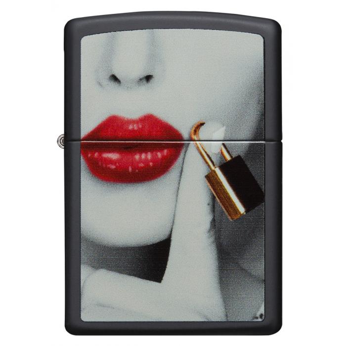 26749 Locked Lips