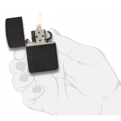 26601 1941 Black Crackle™