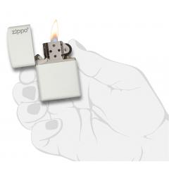 26417 White Matte ZL