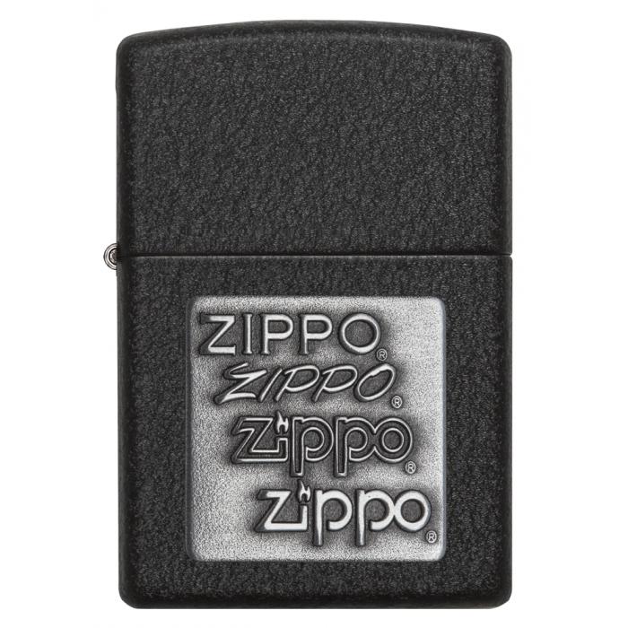 26081 Zippo Pewter Emblem