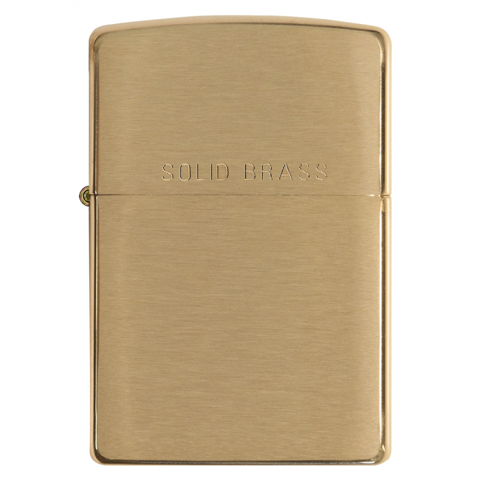 23001 Solid Brass