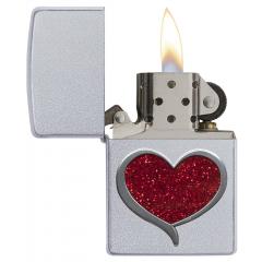 20042 Glitter Heart