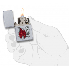 20942 Zippo Red Flame