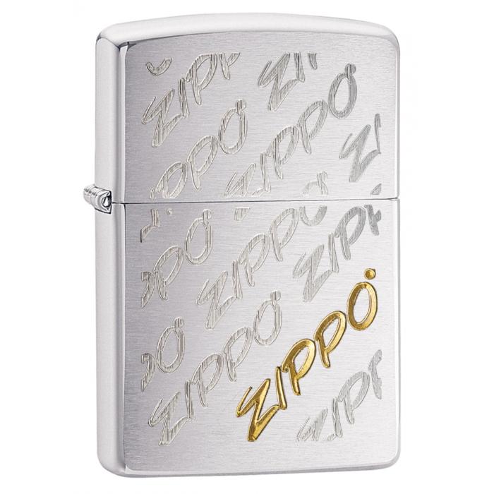 21772 Zippo Script