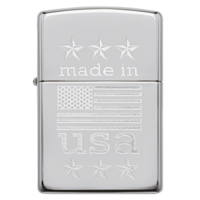 22242 Made in USA with Flag