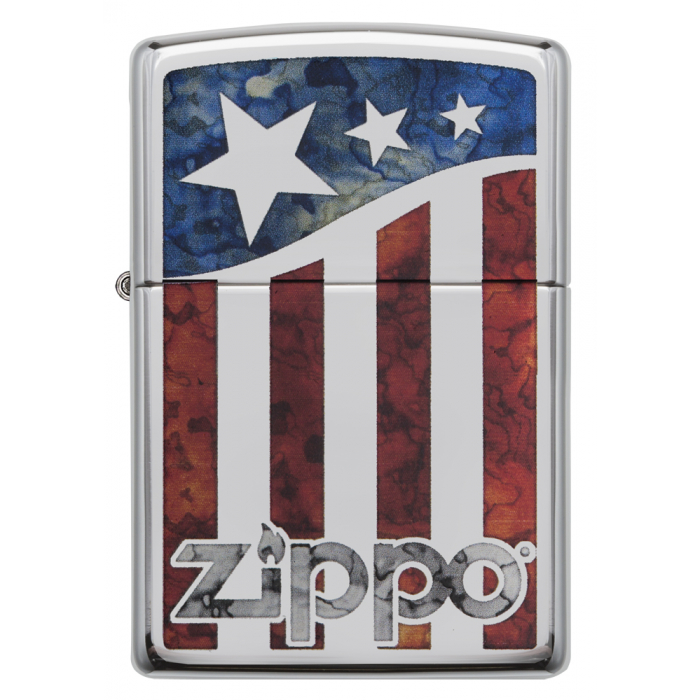 22977 Zippo US Flag