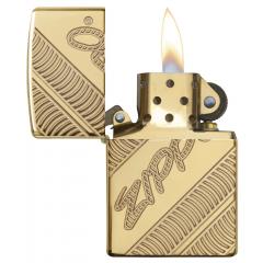 24196 Zippo Coiled