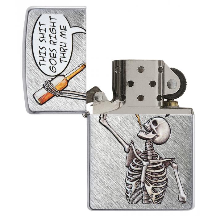 25494 Drinking Skeleton