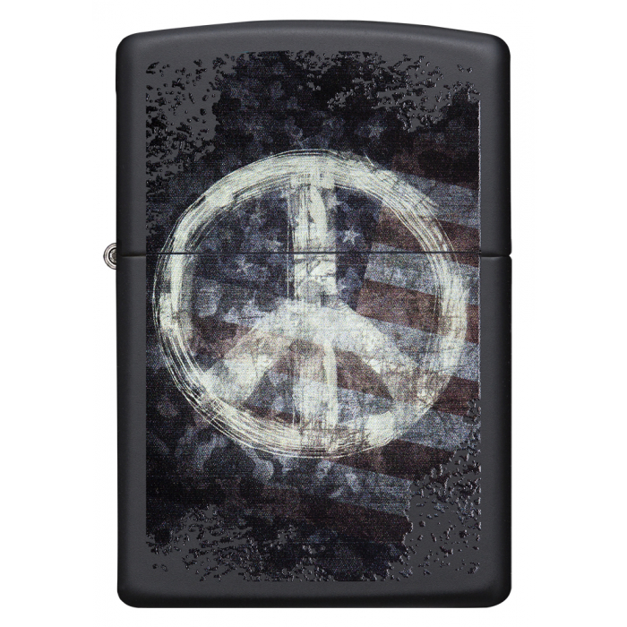 26750 Peace on Flag