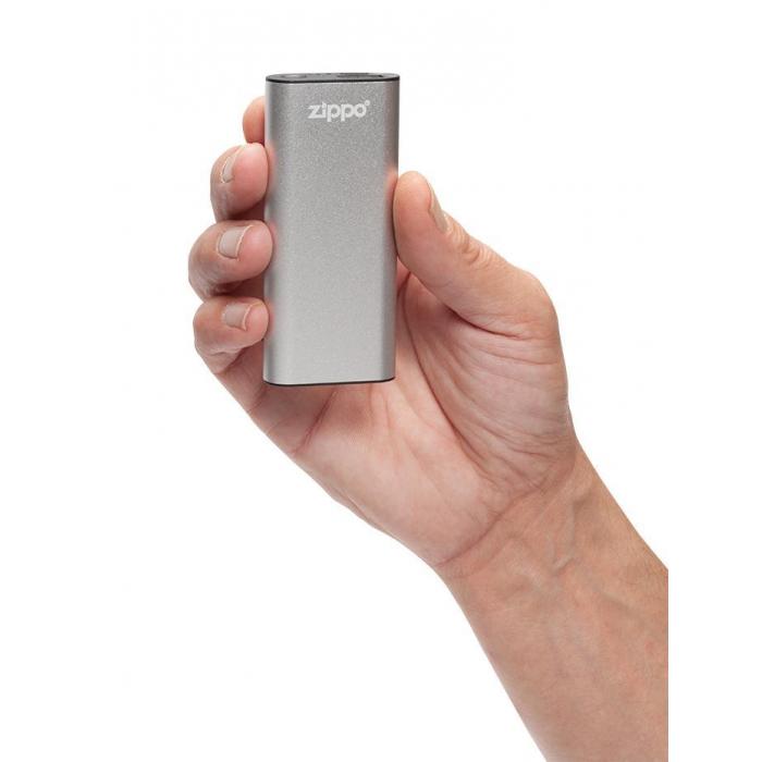 41078 Zippo HeatBank™ 3 Silver