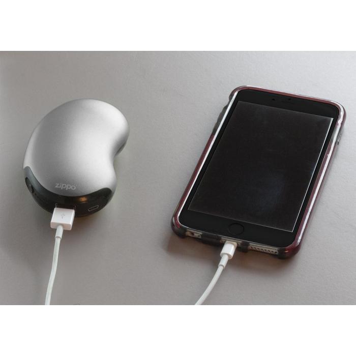 41080 Zippo HeatBank™ 6 Silver