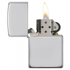 28003 High Polish Sterling Silver