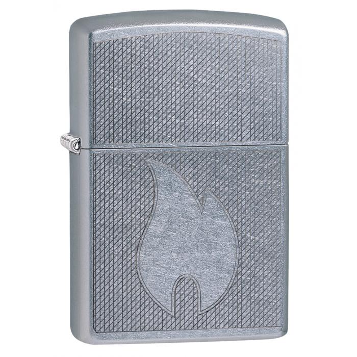 25505 Zippo Flame Design