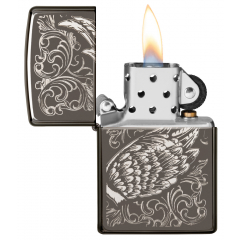 25515 Filigree Flame and Wing