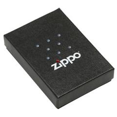 26322 Zippo White Flames