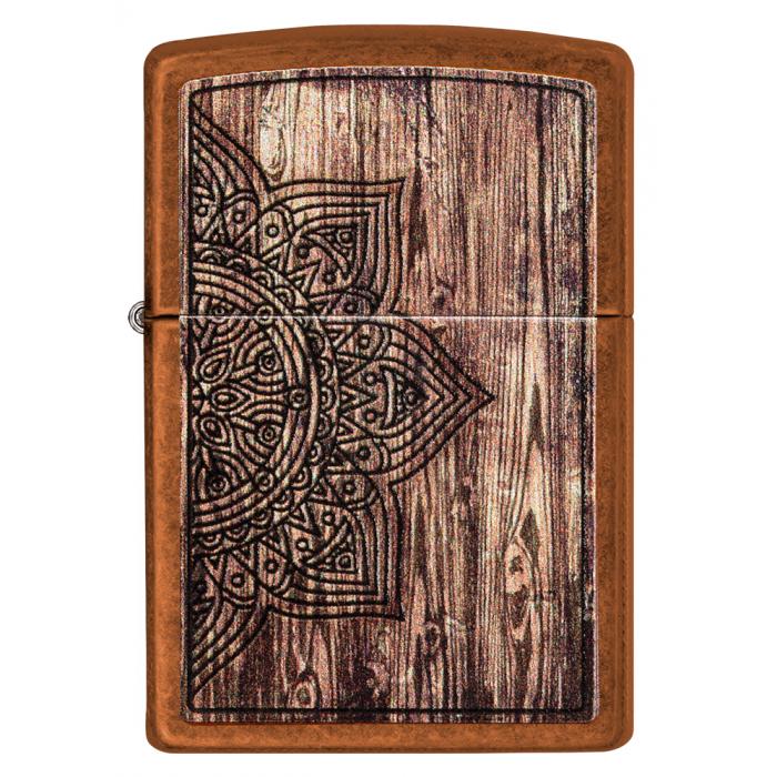 26853 Wood Mandala Design