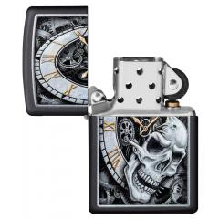 26854 Skull Clock Design