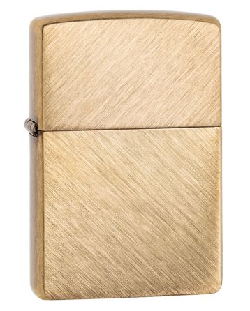 27157 Herringbone Sweep Brass