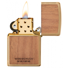 23161 Woodchuck USA Flame