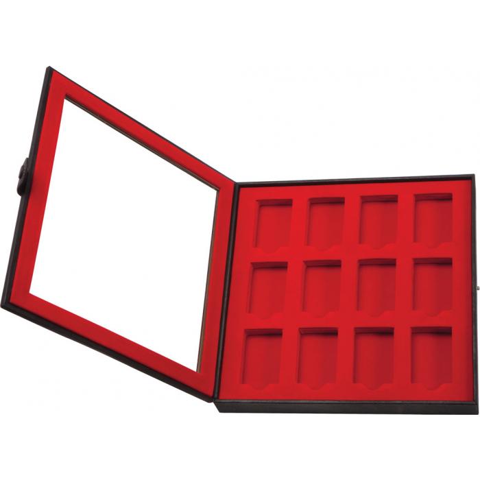 44126 Kožená vitrína na Zippo zapalovače